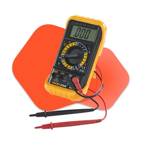Multimeter-for-habitation-electrical-testing