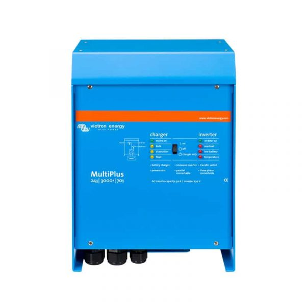 Victron Energy MultiPlus 24/3000/70-50 230V VE.Bus