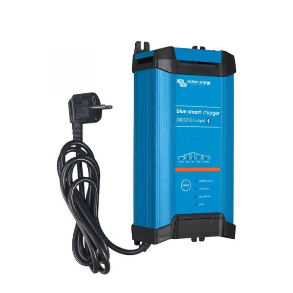 Victron Energy - Blue Smart IP22 Charger 24/12(1) 230V