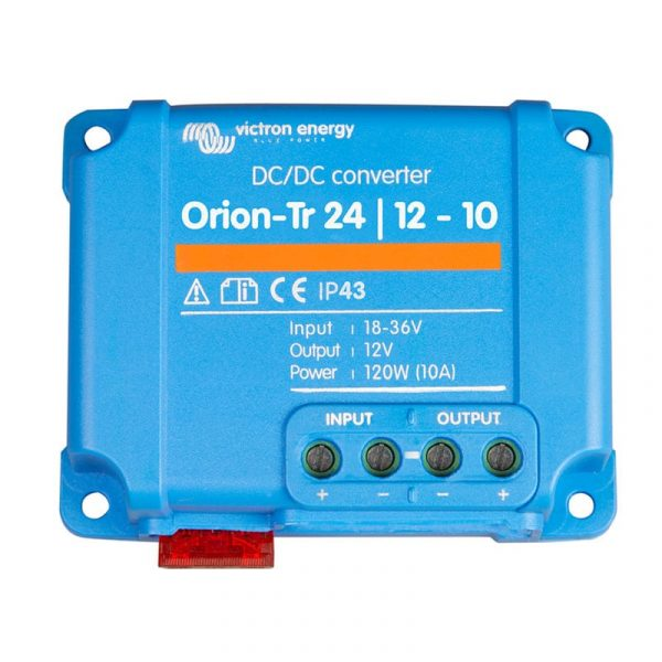 Victron Energy - Orion-Tr 24/12-10 (120W) DC-DC Converter Non Isolated