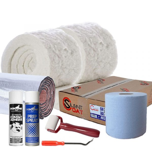 Complete Insulation Kit - Super