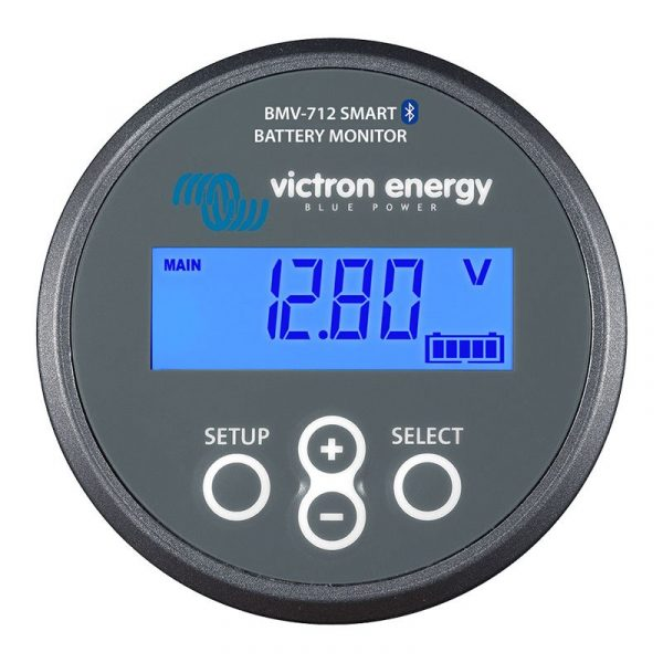 Victron Energy - Battery Monitor BMV-712 Smart Retail
