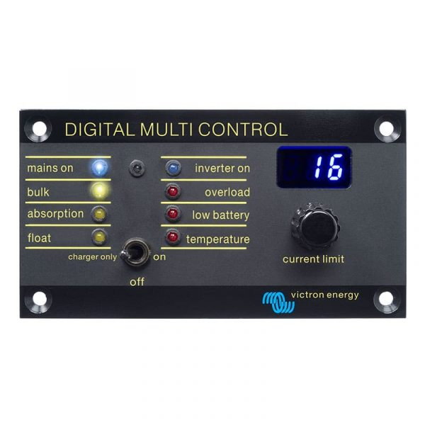 Victron Energy - Digital Multi Control 200/200A