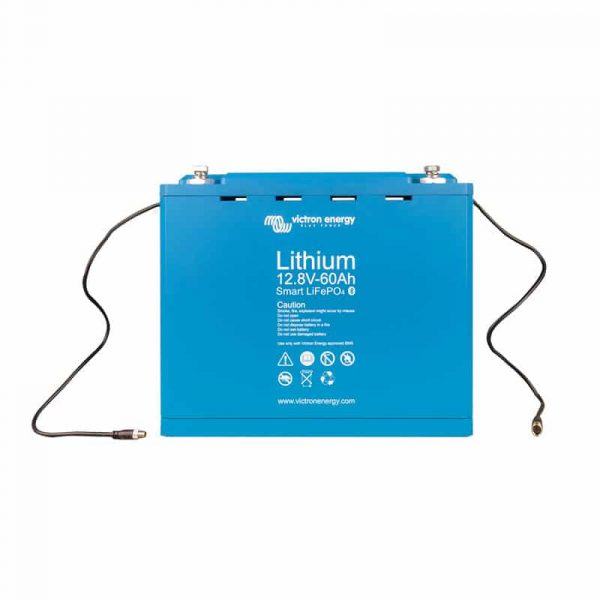 LiFePO4 Battery 12.8V/60Ah Smart