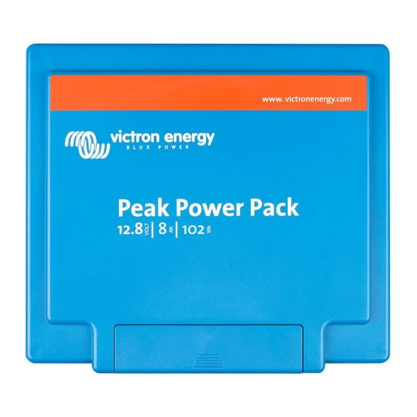 Peak Power Pack 12,8V/8Ah - 102Wh