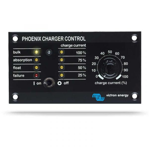 Victron Energy - Phoenix Charger Control
