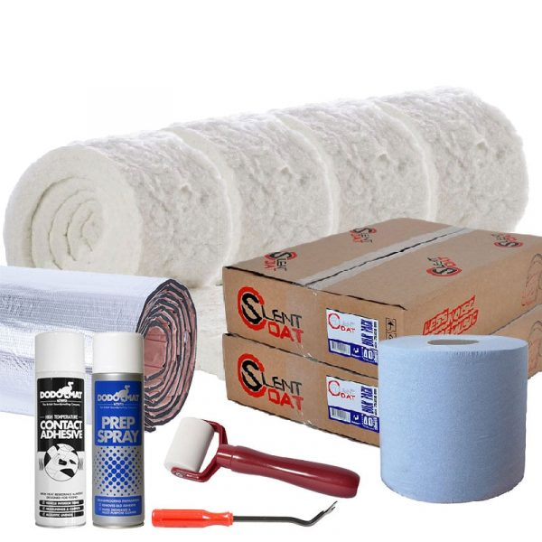 Super LWB Insulation Kit