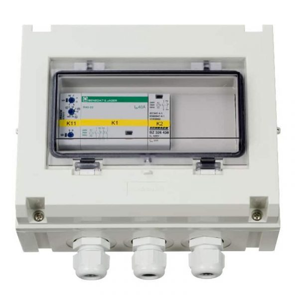VE Transfer Switch 5KVA, 1ph, 200-250Vac