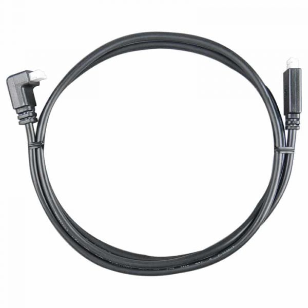VE.Direct Cable with right angle connector
