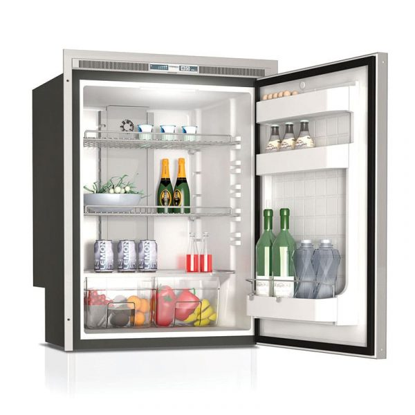 Vitrifrigo C180 - 157 Litre Stainless Steel Single Refrigerator Compartment