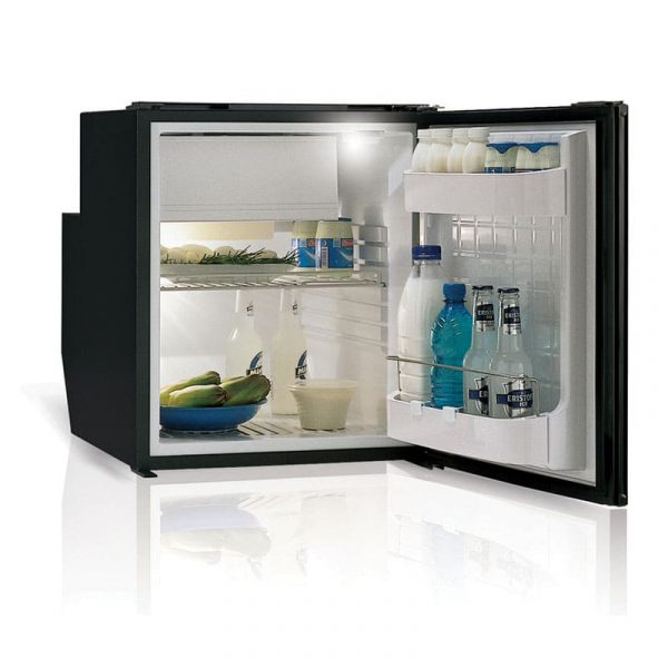 Vitrifrigo C62 - 62 Litre Grey Air Lock Fridge - VFC62ISIAL