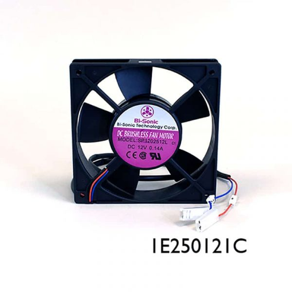 Vitrifrigo Fan DC Brushless 12v 120x120 (condenser fan)