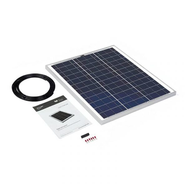 Solar Technology - 45 Watt Solar Panel Kit - STP045