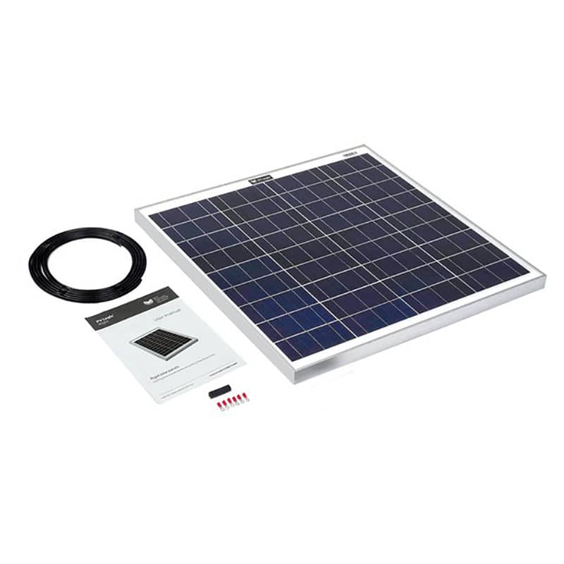 Solar Technology - 60 Watt Solar Panel Kit - STP060