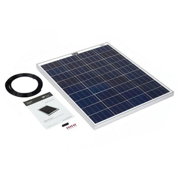 Solar Technology - 80 Watt Solar Panel Kit - STP080
