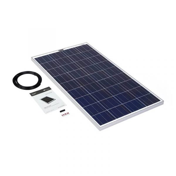 Solar Technology - 120 Watt Solar Panel Kit - STP120