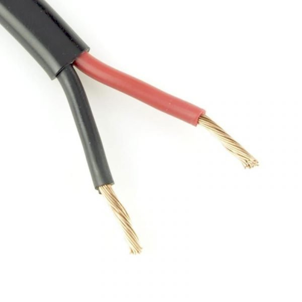 2 Core Flat Thinwall Cable