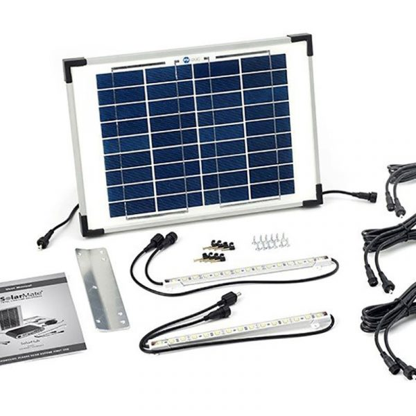 Solar Technology - Hubi Work 64 Expansion Kit - SMEX02