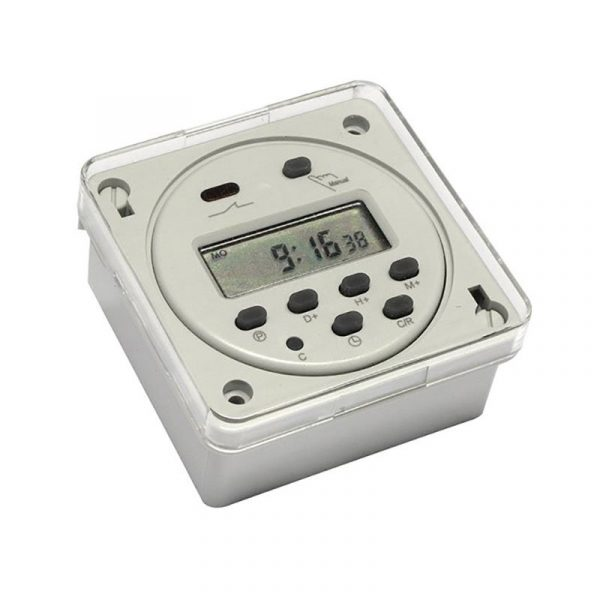 Solar Technology - 12V Digital Timer - TIME12V
