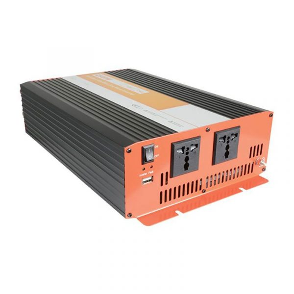 Solar Technology - 2500 Watt 12v DC to 240v AC Solar Inverter - INV2500