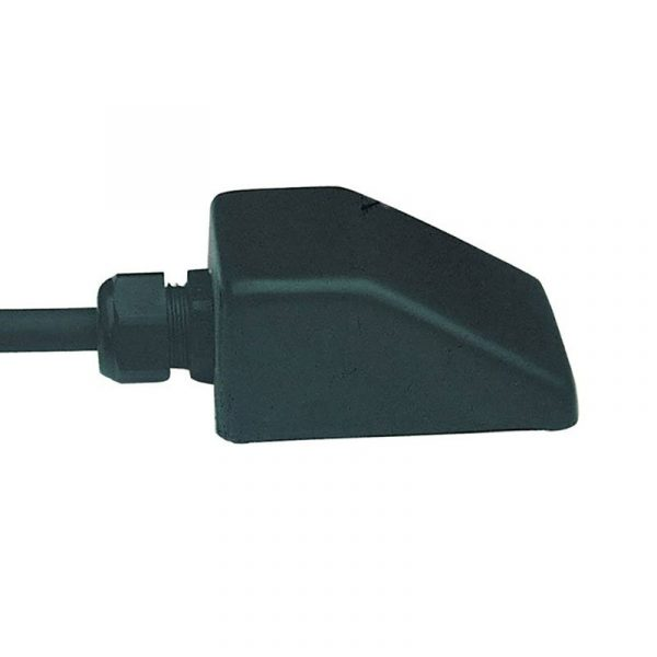 Solar Technology - Black Waterproof Single Cable Gland - STMP004
