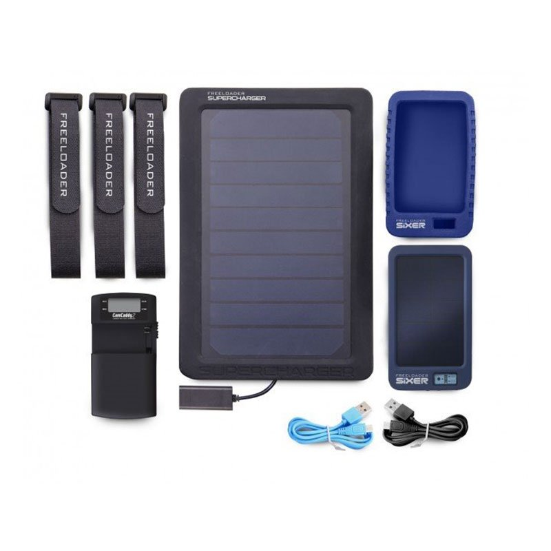 Solar Technology - Freeloader Off Grid Photographer Bundle - FL5075