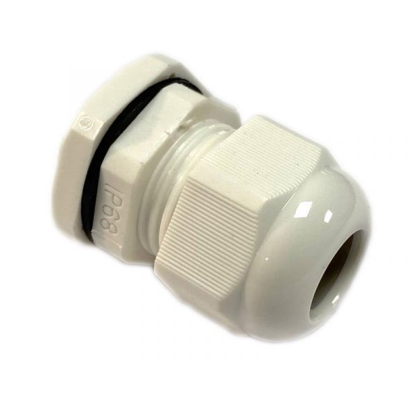 Solar Technology - White Extra Cable Gland - STMP007