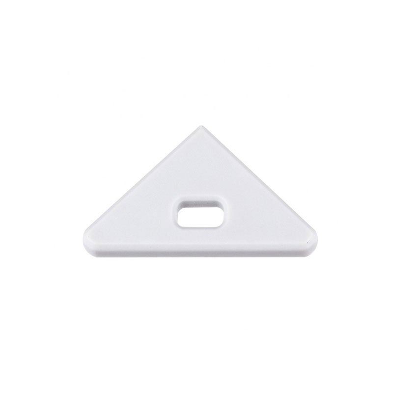 Design Light - Cap with a opening for the CORNER LINE profile