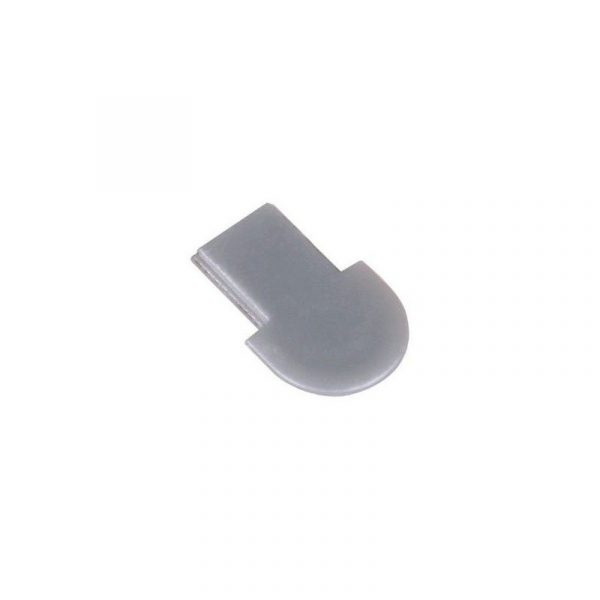 Design Light - End cap for INLINE MINI XL profile - Grey