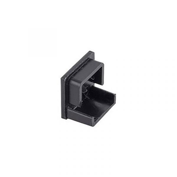 Design Light - End cap for LINE profile - Black