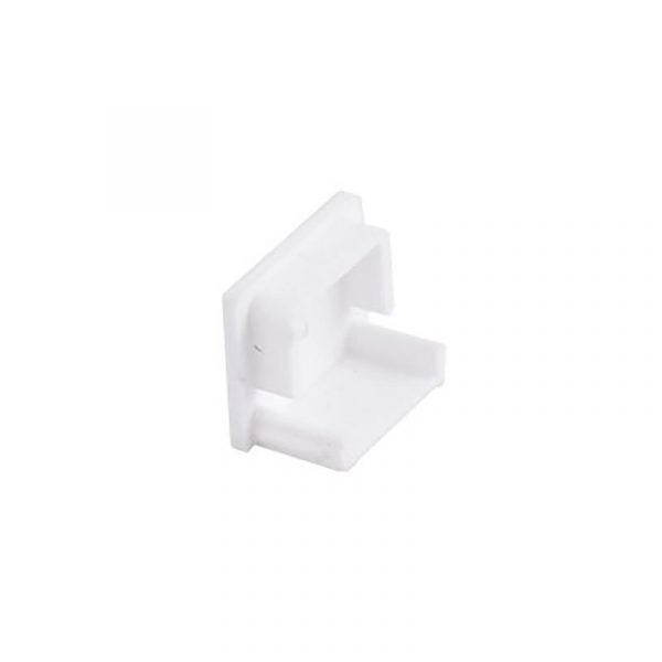 Design Light - End cap for LINE profile - White