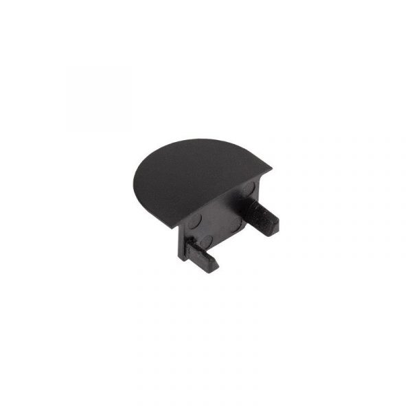 Design Light - End cap for ZENOLINE profile - Black
