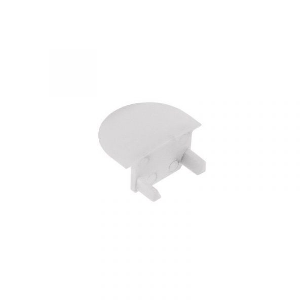 Design Light - End cap for ZENOLINE profile - White